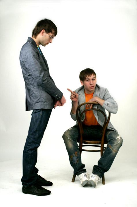Бабанов и Мишланов photo