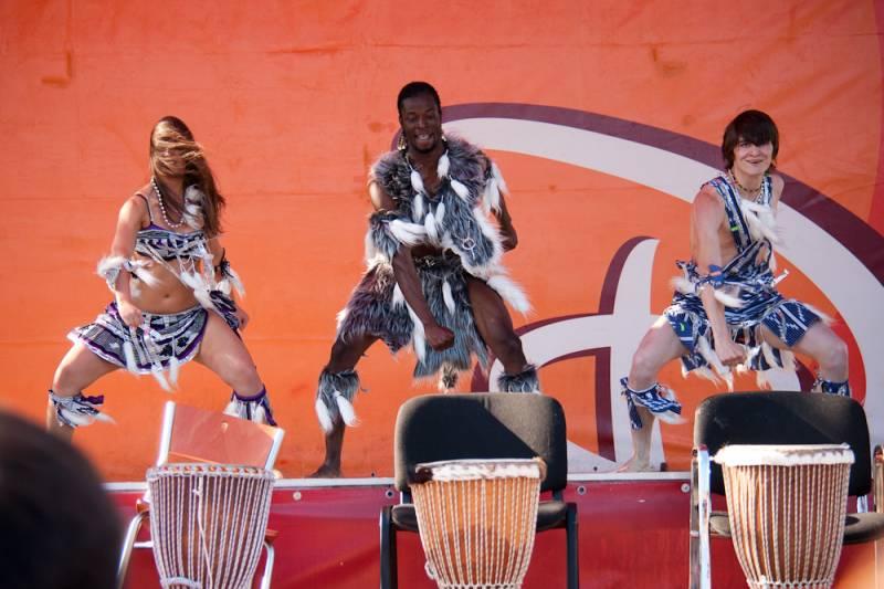 Афро-шоу photo