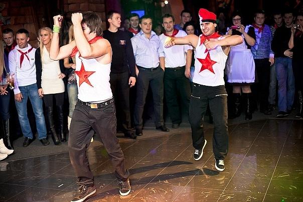Экстремальный шоу-дуэт «Инсейн» photo