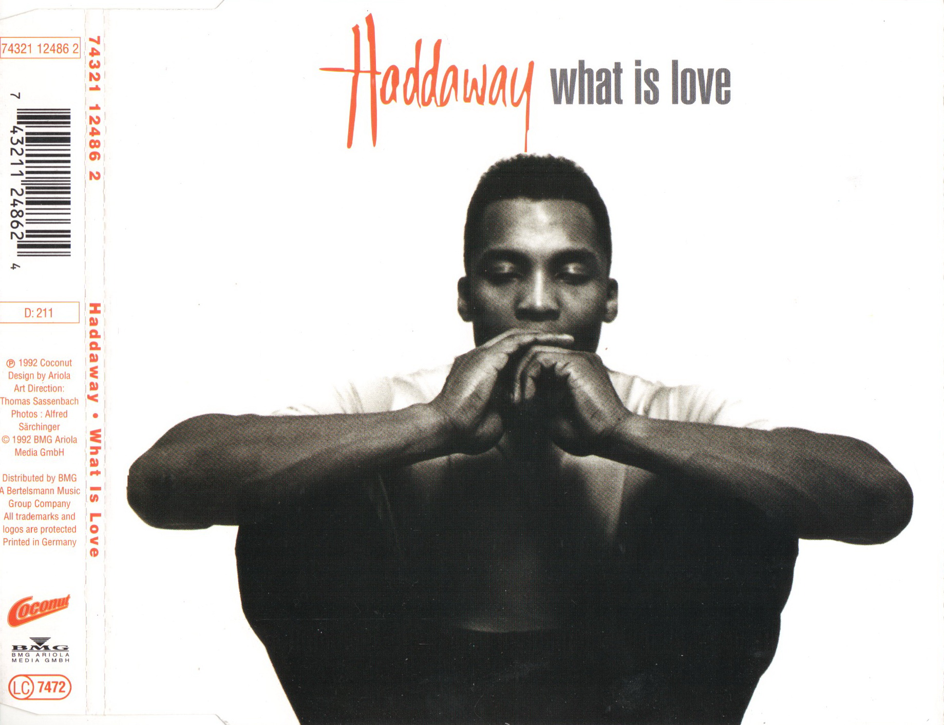 Haddaway photo