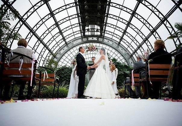 Выездная регистрация брака photo