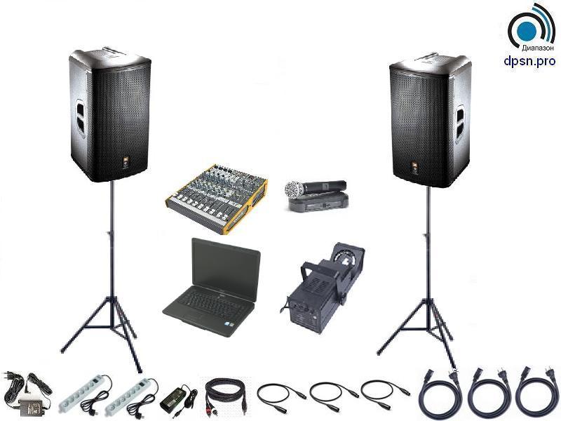 Аренда музыкального оборудования photo