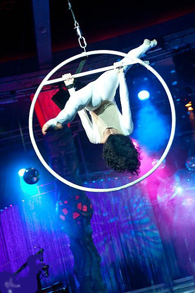 Воздушные гимнасты photo