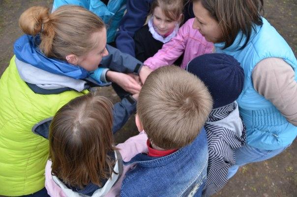 Детский тимбилдинг photo